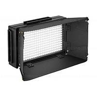 Накамерный видео свет Lishuai LED-312DS (Би-светодиодная) + шарнирный держатель (LED-312DS)