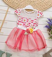 Нарядное платье для девочки Турция