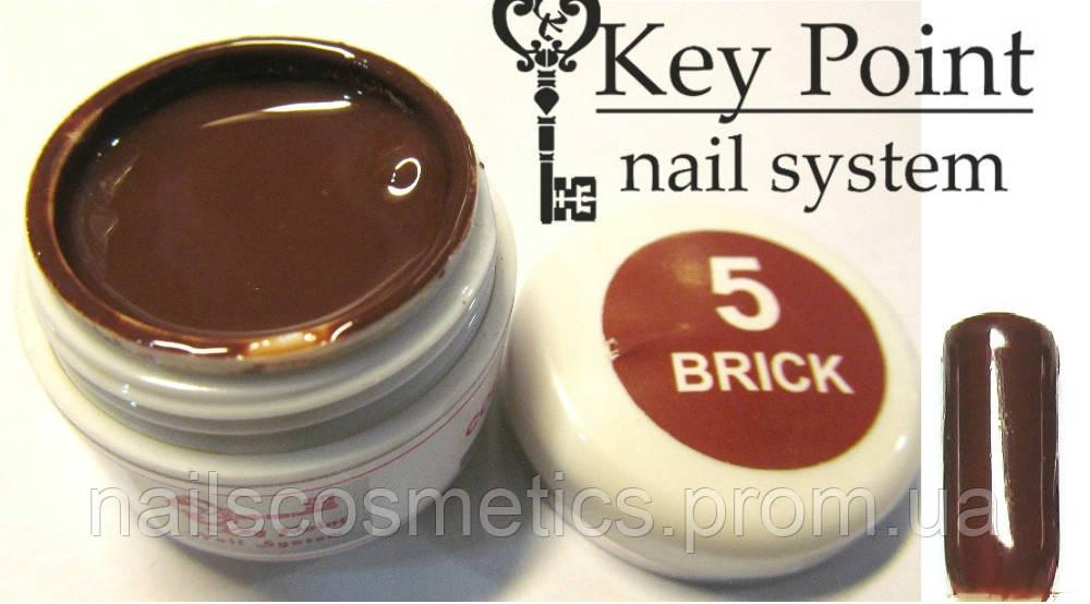 №05 Brick гель-краска