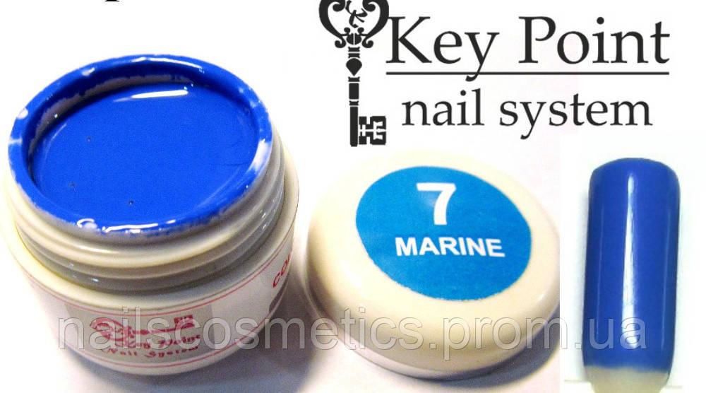 №07 Marine гель-краска