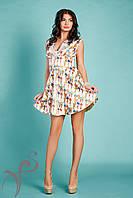 Модное женское платье Кукла