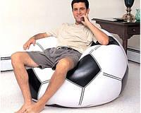 Надувное кресло 68557 Футбольный мяч