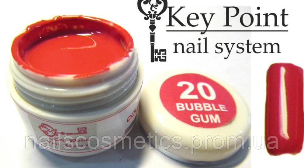 №20 Bubble гель-краска