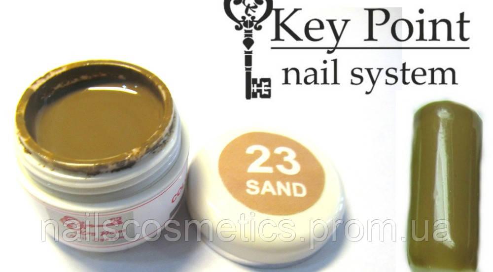№23 Sand гель-краска