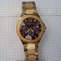 Часы Michael Kors MK 110904 F227 (114952) мужские золотистые металлический браслет из нержавеющей стали 45мм