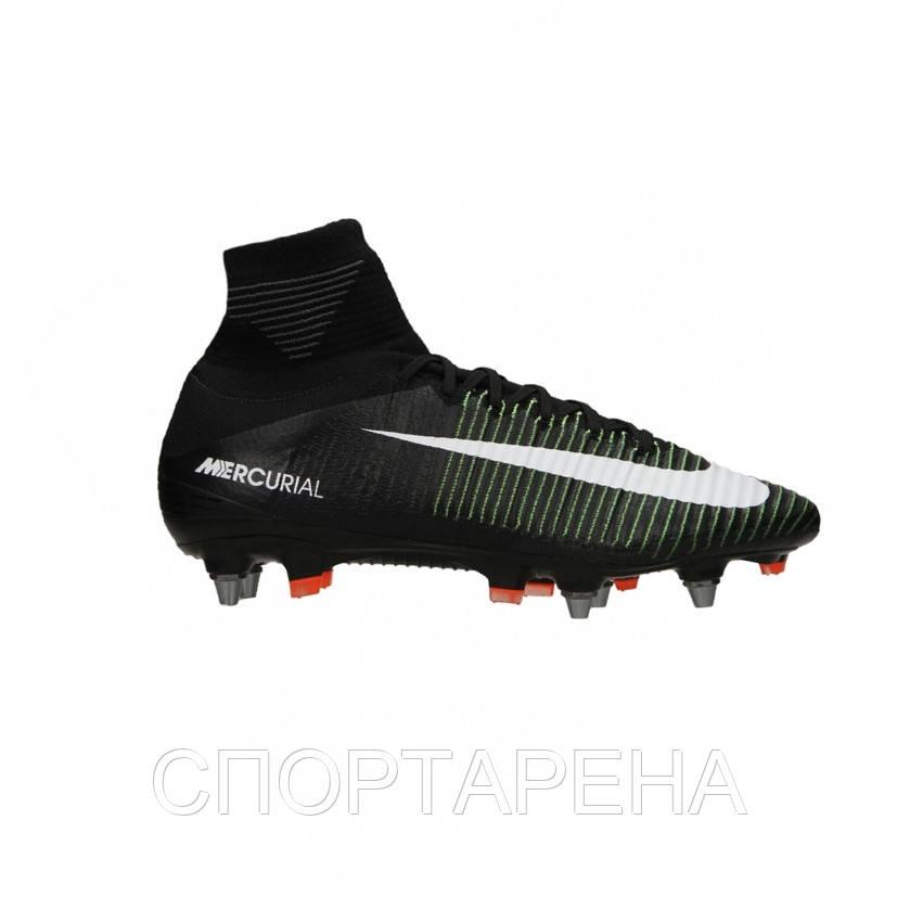 53c1d1b2 Профессиональные футбольные бутсы NIKE Mercurial Superfly V SG-Pro  831956-013