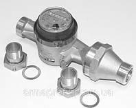 Счетчик воды одноструйный муфтовый Apator Powogaz тип JS-130-3,5 ГВ Ду25 Ру16