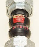 Вибровставка муфтовая VITECH Ду40 Ру16, фото 4
