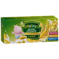 Детское печеньице 6 злаков 160 г  Heinz 1609021
