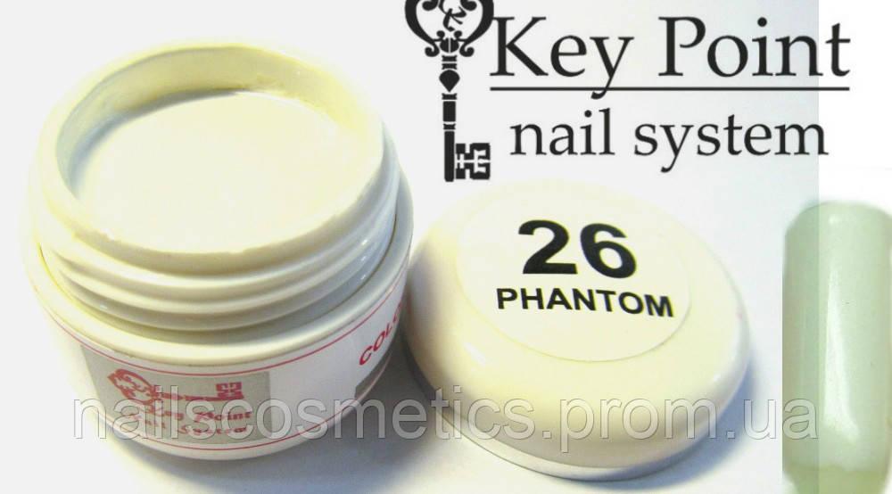 №26 Phantom гель-краска