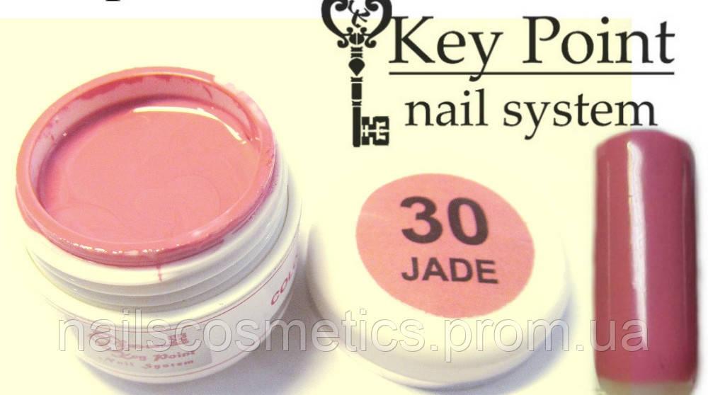 №30 Jade гель-краска