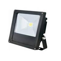 Прожектор Lemanso LED 10w 6500K IP65 1LED чёрный / LMP2-10