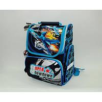 Рюкзак школьный ( спиннер в подарок) для мальчика G1608-07
