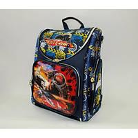 Рюкзак школьный ( спиннер в подарок) для мальчика G1608-09