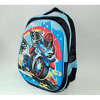 Рюкзак школьный ( спиннер в подарок) для мальчика G1608-55