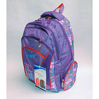 Рюкзак школьный ( спиннер в подарок) для девочки Kite Sh671-676-3
