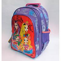 Рюкзак школьный ( спиннер в подарок) для девочки Sh651-674