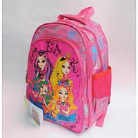 Рюкзак школьный ( спиннер в подарок) для девочки Sh651-674-2