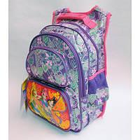 Рюкзак школьный ( спиннер в подарок) для девочки Sh671-673-2