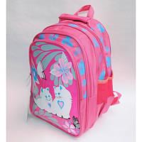 Рюкзак школьный ( спиннер в подарок) для девочки Sh671-678-2