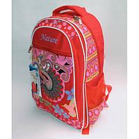 Рюкзак школьный ( спиннер в подарок) для девочки Sh671-24
