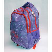 Рюкзак школьный ( спиннер в подарок) для девочки Sh651-675-1