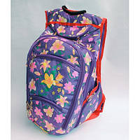 Рюкзак школьный ( спиннер в подарок) для девочки Sh651-563