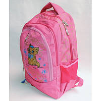 Рюкзак школьный ( спиннер в подарок) для девочки Sh651-688