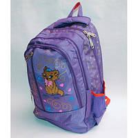 Рюкзак школьный ( спиннер в подарок) для девочки Sh651-688-2