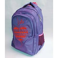 Рюкзак школьный ( спиннер в подарок) для девочки Sh651-680