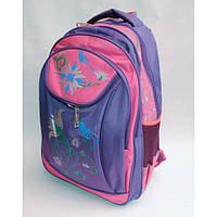 Рюкзак школьный ( спиннер в подарок) для девочки Sh651-690-2