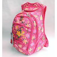 Рюкзак школьный ( спиннер в подарок) для девочки Sh651-563-2