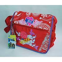 Сумка школьная ( спиннер в подарок) для девочки Sh651-4127-2
