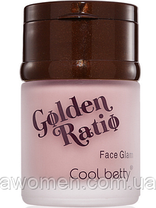 Хайлайтер жидкий Cool betty 30 ml+2 g № 2 (Rose)