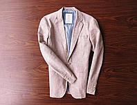 Стильный летний мужской пиджак Cotton Club (50/M/L))