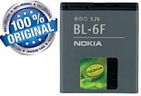 Аккумулятор батарея BL-6F для Nokia N78 N79 N95 оригинал