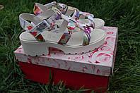 Босоножки для девочки, Итальянские, Lelli Kelly   модель ruth, фото 1
