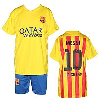 Футбольная форма ФК Барселона FM9 для детей 6-10 лет оптом. Доставка из Одессы.