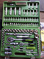Набор инструментов (94 пред.) 1/2 & 1/4 Alloid НГ-4094П 6 граней
