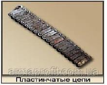 Цепи приводные тяговые пластинчатые  ГОСТ 588 — 81