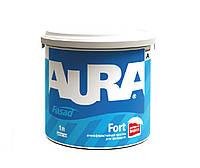 Краска акриловая AURA FASAD FORT фасадная база А-белая 1л