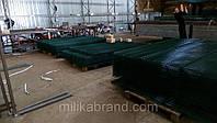 Забор из сварной сетки  Дуос 5*5*5 3*2.03