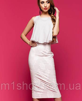 Женское платье из батиста (Магнолия jd), фото 2