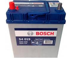 Автомобільний Акумулятор Bosch 40 А Бош 40 Ампер 0092S40190