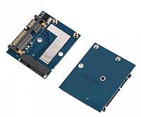 Адаптер mSATA SSD в SATA