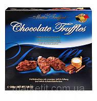 Конфеты Chocolate Truffles (трюфельный пралине) Maitre Truffout Бельгия 200г, фото 1