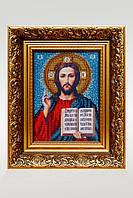 Иконы бисером купить  Господь Вседержитель