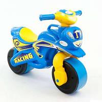 Мотоцикл Толокар Doloni  0139 музыкальный, ассортимент цветов