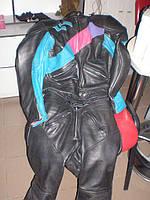 Мотокостюм кожанный Австрия