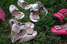 Балетки  Lelli Kelly модель silver для девочки
